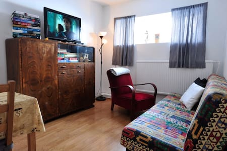 Comfortable accomodation - Ísafjörður - Huis