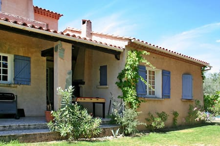 Holiday home in Forcalqueiret - Forcalqueiret - Hus