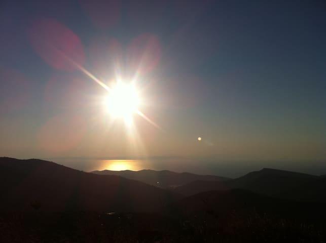 ...Magic view of Aegean Sea