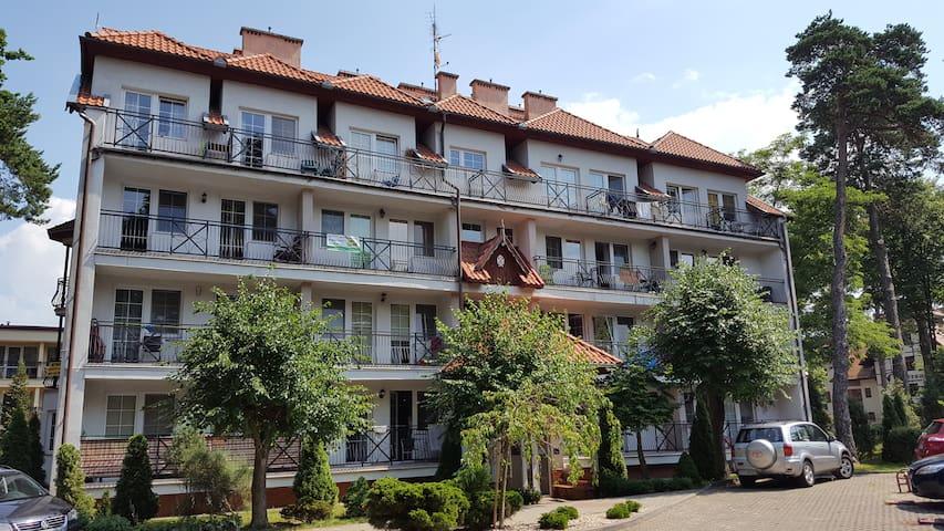 Apartament Teresa Krynica Morska