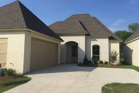 New Home / Community Pool / Gated - Baton Rouge