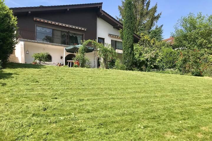 Stetten - Sonniges Zuhause mit Traum-Aussicht