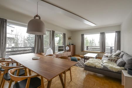 bel appartement contemporain - Montana