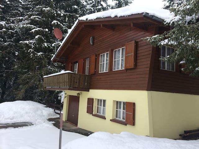 Sörenberg - Gemütliches Studio - Sörenberg - Lägenhet