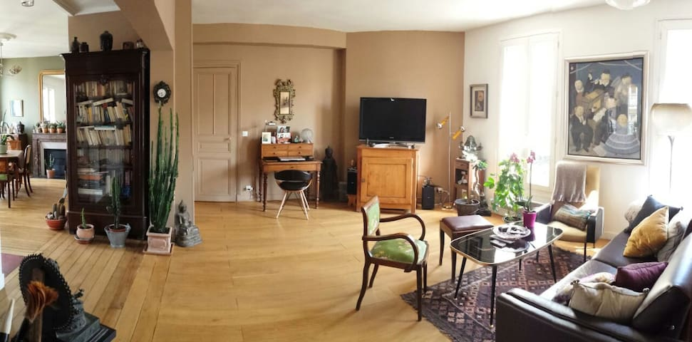 Nice place for your stay in Paris - Saint-Mandé - Appartement