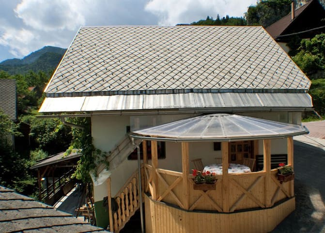 Apartma Torkar  attractive location - Bohinjska Bela - Appartement