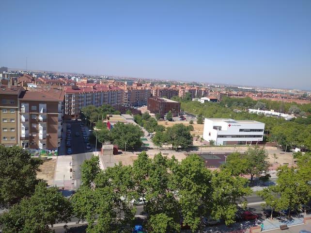 Alojamiento en Alcorcón