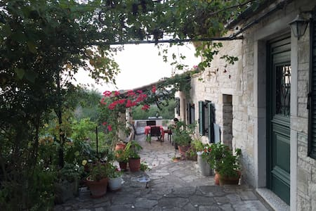 The Olive Grove Villa Mevis - Paxoi