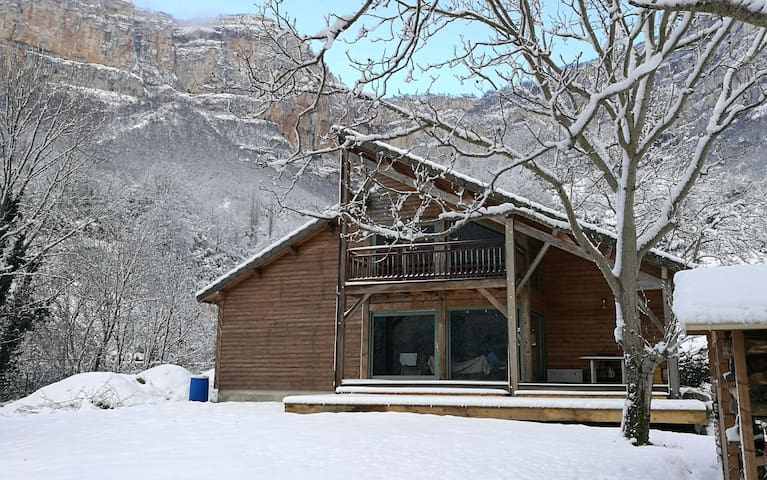 """Le Jallifier"", spacious and bright chalet"