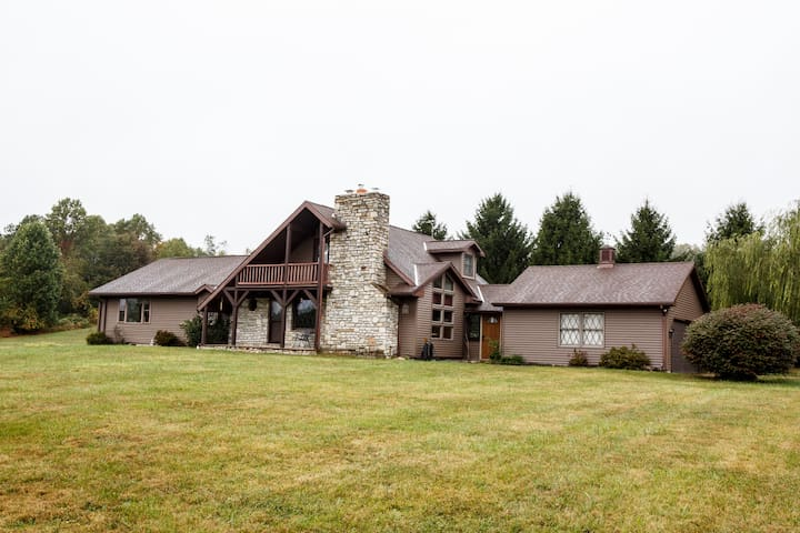 ❤️ Deerfield Retreat 50-ACRES ● Incredibly Private