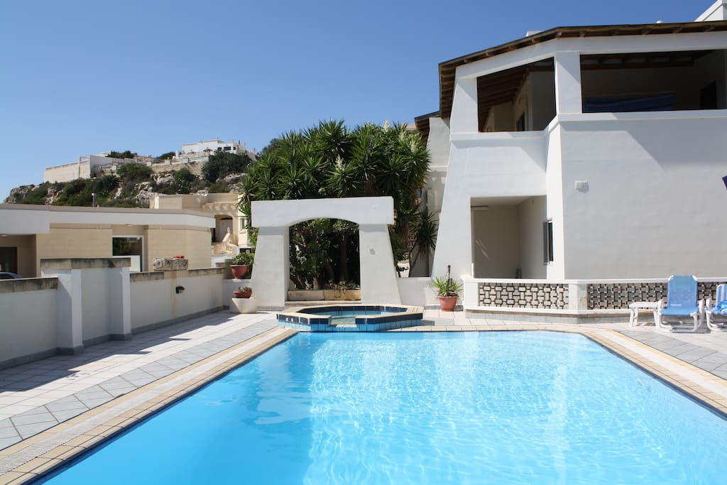 Relax & Enjoy the Mediterranea lifestyle at our Villa Apartments