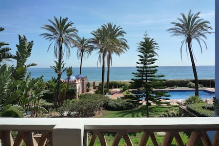 Beachfront Luxury Apartment near Estepona - Casares Costa