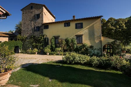 Charming Villa with view - Pontassieve