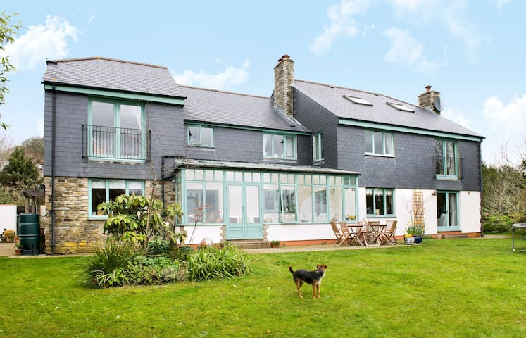 Cornwall 6 Bed Luxury House - Liskeard - House
