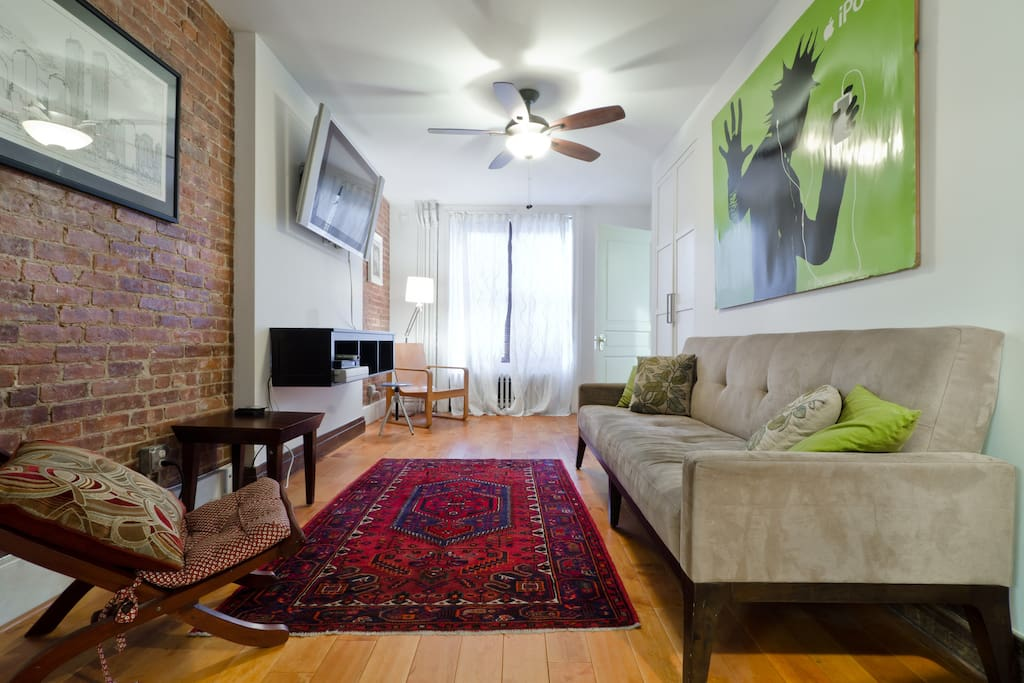 Hamilton hts beauty manhattan 1 br h user zur miete in for Schlafsofa new york