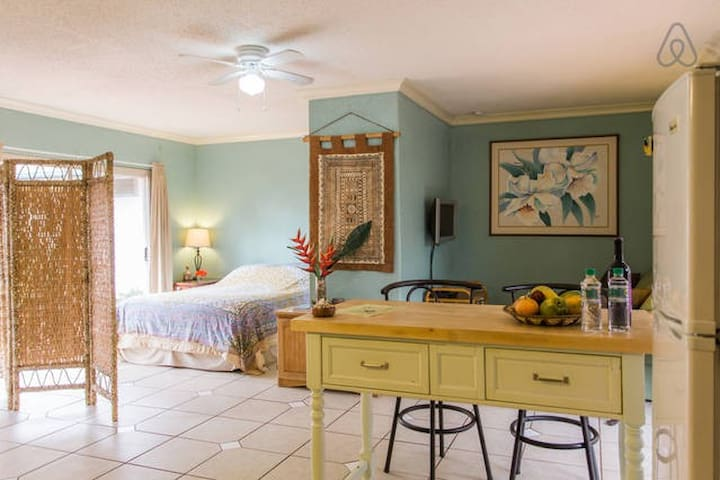 1 br with Hot tub Garden Paradise - Kapaa - House