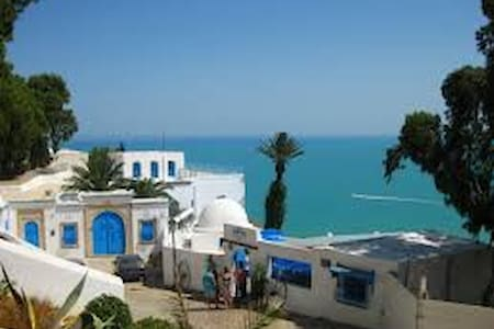 Coquet appartement a sidi bousaid  - Carthago
