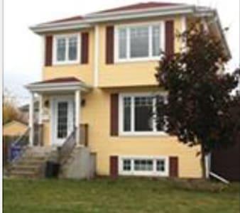 La maison jaune  ! - Marieville