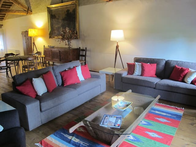 Apartment in a Veneto Villa - Carbonera  - Vila
