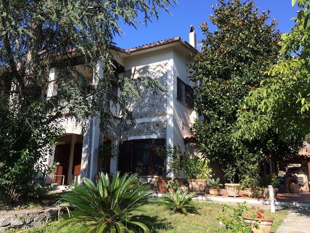Villa con giardino per mare e relax - Scario - Casa