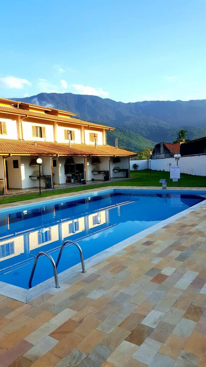 Casa para alugar - Caraguatatuba massaguaçu