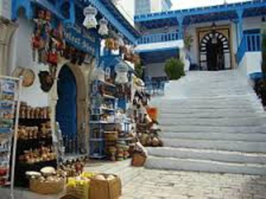 les bazars de l'artisanat