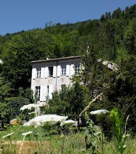 Domaine de Boudras, bord de Drôme - Mirabel-et-Blacons - House