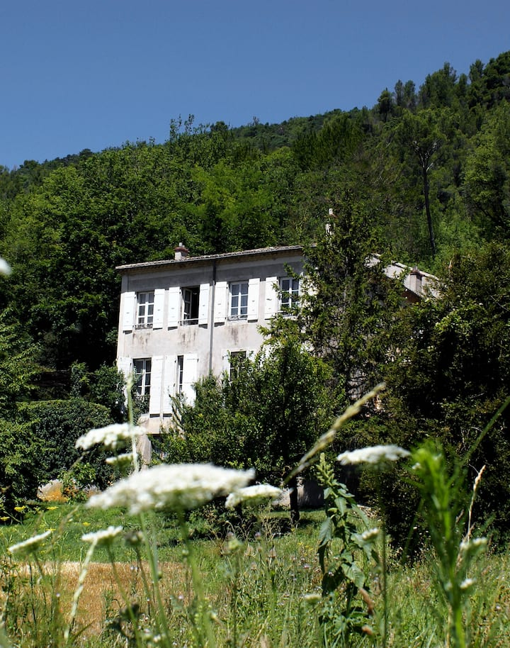Family house in the french Drôme