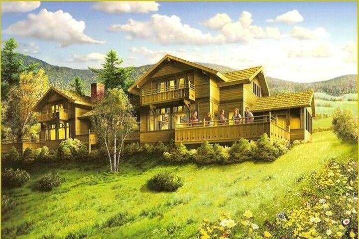 Trapp Family Lodge-3BR Luxury Villa - Stowe - Villa