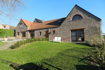 Logies Zonnebloem - Herzele - House