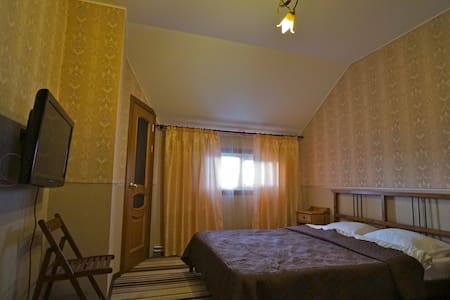 Домашний уют в путешествии - Dům pro hosty