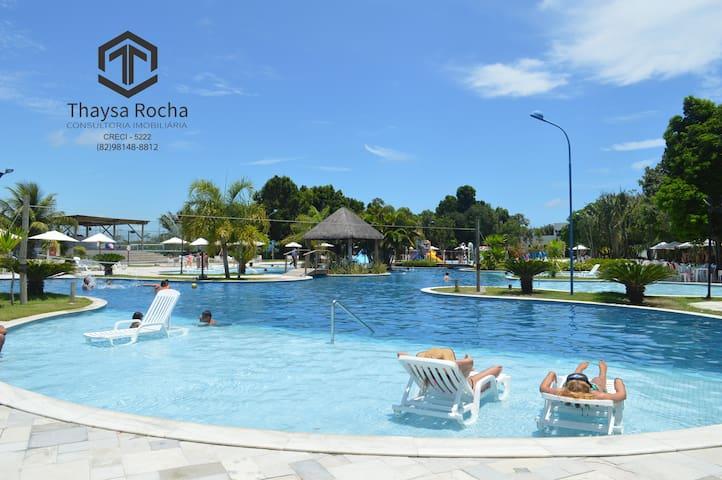 Resort Iloa Residence, Barra de São Miguel - Al