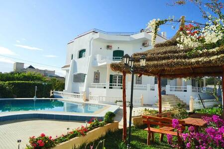 Grande villa avec piscine et jardin - Hammam Sousse / Akouda - Villa