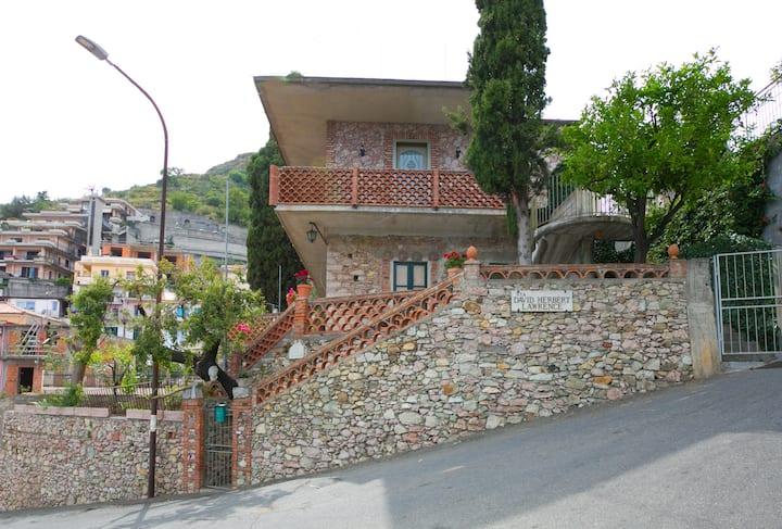Casa Nino Lo Monaco a Taormina