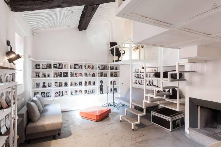 Studio Split-level in Duomo