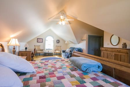 White Oak Suite in the Country - Honey Brook - Bed & Breakfast