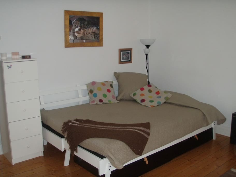 A 140 confortable bed