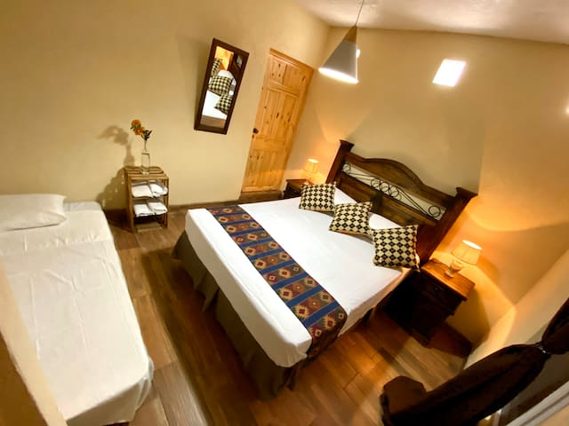 5 Star room from 10 minutes to Antigua Guetemala