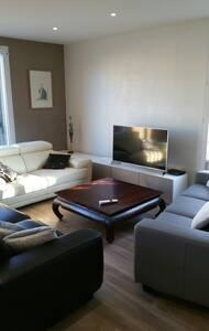 Bel appartement de 110m2 au coeur des Remparts - Saint-Lô