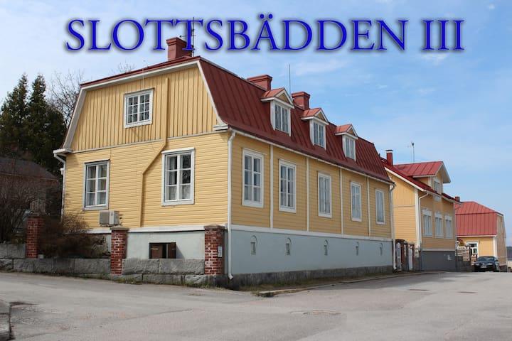 Slottsbädden III - Tammisaari - Apartemen