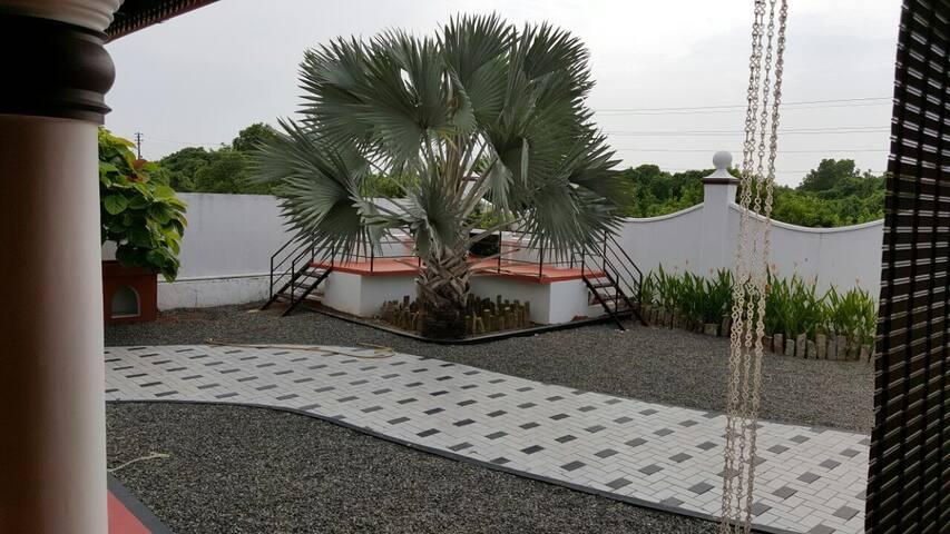 Home stay in Mundamveli, Kochi, kerala - Kochi - Leilighet