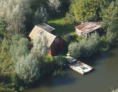 Island house near Amsterdam+Utrecht - Kockengen