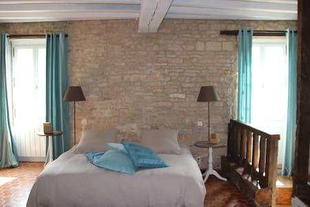Maison de Charme centre MEURSAULT . - Meursault - House