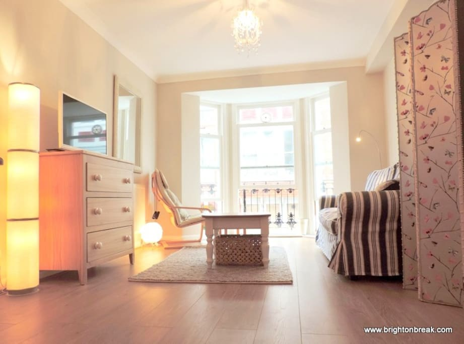 Comfortable lounge - Burlington Beach Pad self catering apartment