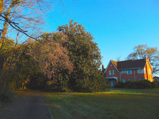 Honey Hill carriage house
