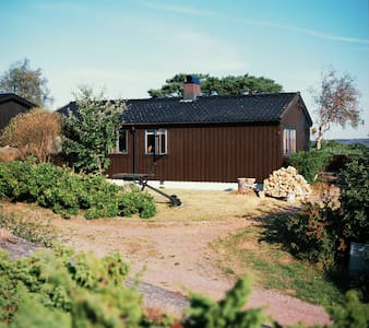 Creative retreat: 70s cabin, 6 ppl - Marstrand - Hus