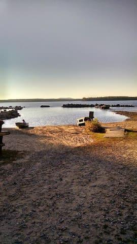 Sebago Lakefront Getaway - Standish - Rumah