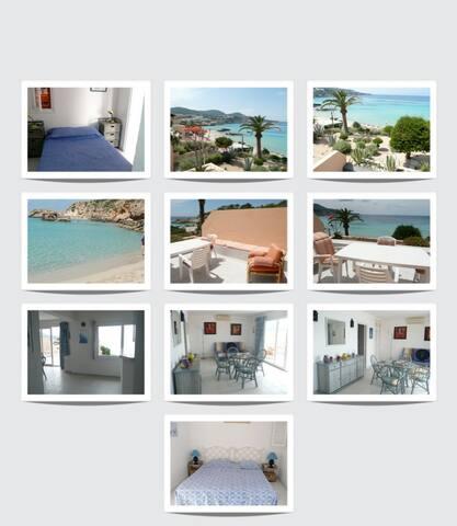 Appartement sur la Plage , vue Mer - Sant Josep de sa Talaia