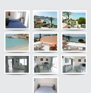 Appartement sur la Plage , vue Mer - Sant Josep de sa Talaia - Apartment