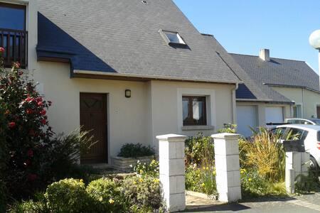 Agréable maison calme proche Nantes - Couëron
